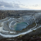slate quarry