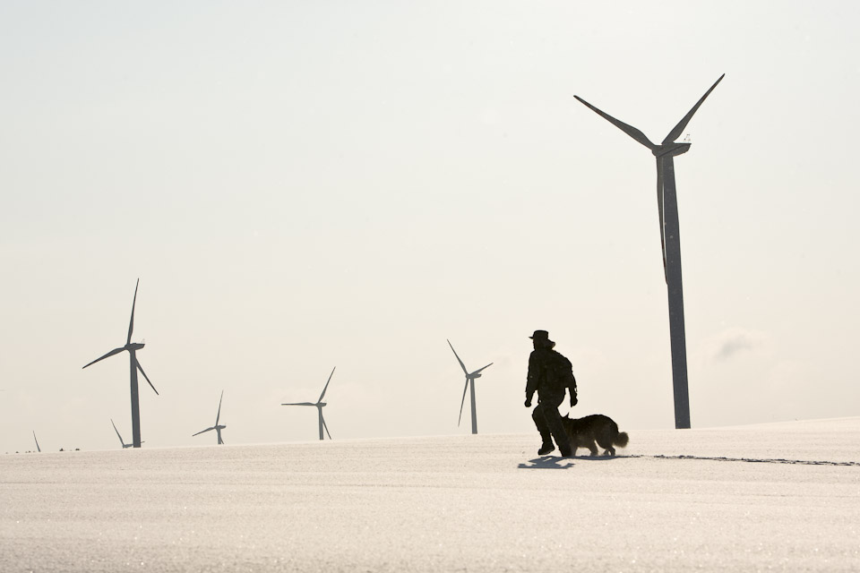 snow turbines